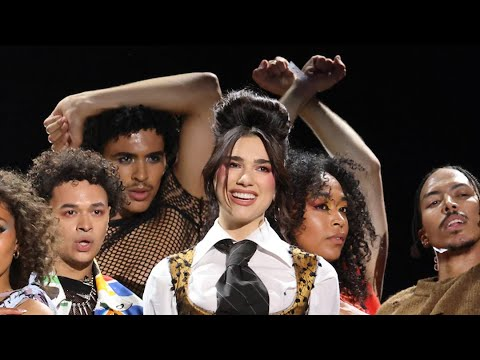 Dua Lipa - Future Nostalgia Medley (Live at the BRIT Awards 2021)