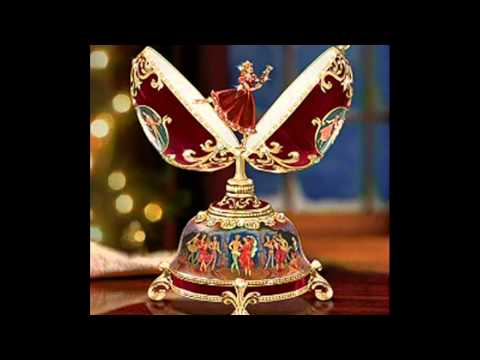Peter Carl Fabergé - Russian Jeweller best known for Fabergé eggs