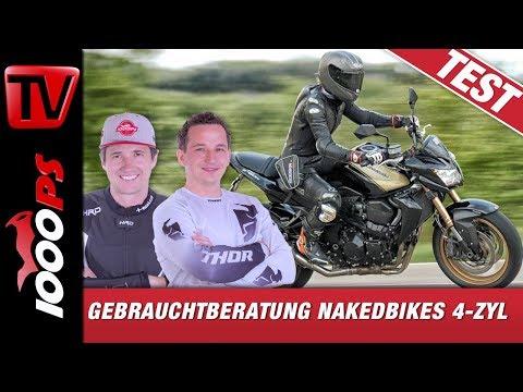 Gebrauchtberatung Nakedbikes - Kawasaki Z750R - Wie viel Zylinder für Dein Motorrad - Teil 4/4