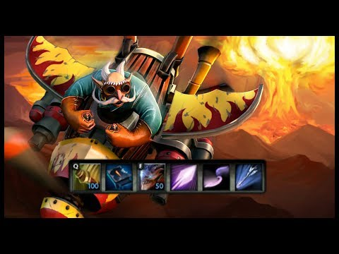 Dota 2 Mods   MAXIMUM AOE RIGHTCLICK!!   Baumi Plays Legends Of Dota Redux