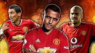 10 Biggest Manchester United Transfer FLOPS!