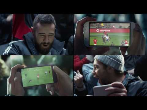 Get the official All Blacks app, powered by Vodafone
