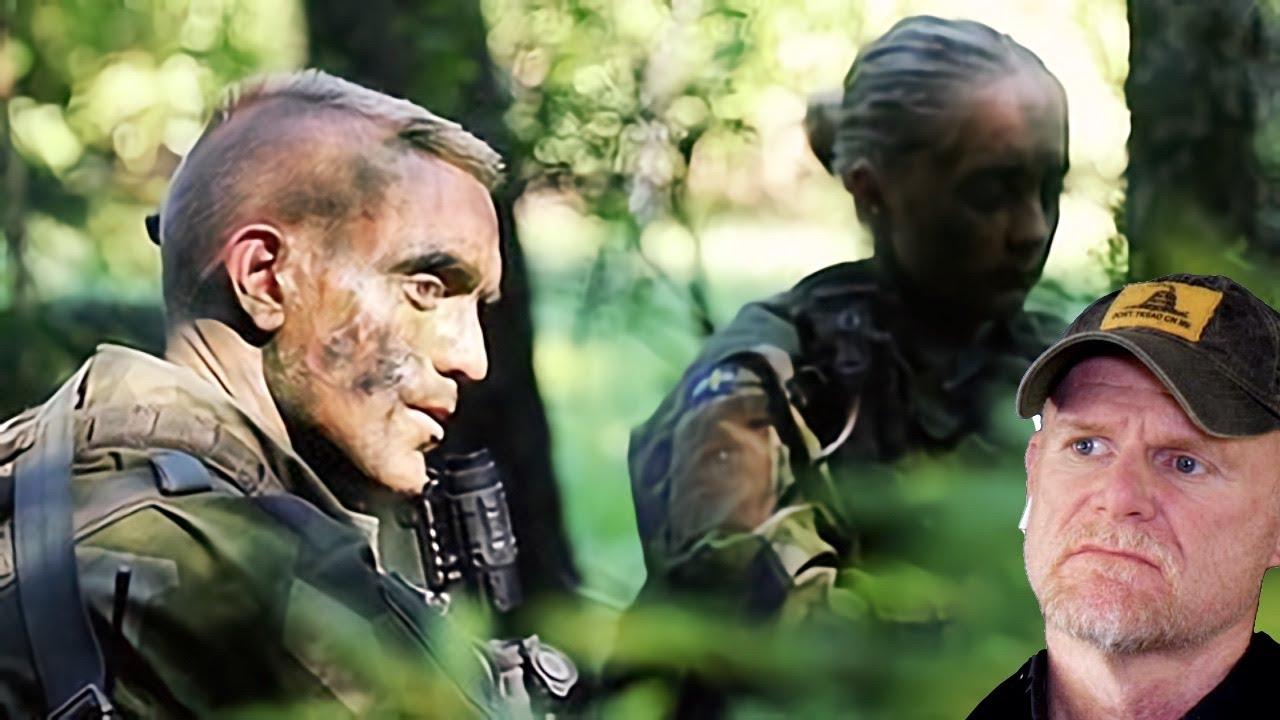 Swedish Hunter Soliders | Jägarsoldat #3 - Dag ett (US Marine Reacts)