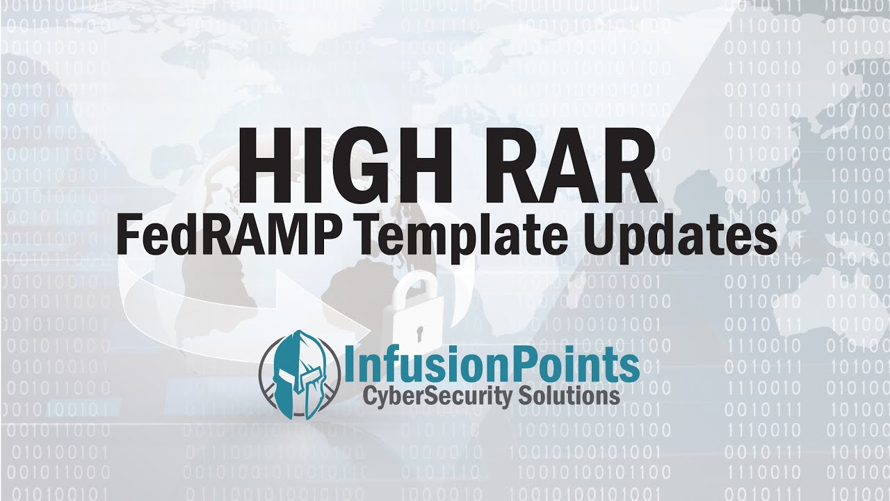 What's new in the FedRAMP RAR? | InfusionPoints