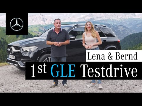 The New GLE (2019): The All-Rounder On Any Terrain