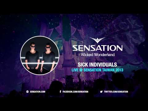 Sick Individuals - Live @ Sensation Taiwan 2013
