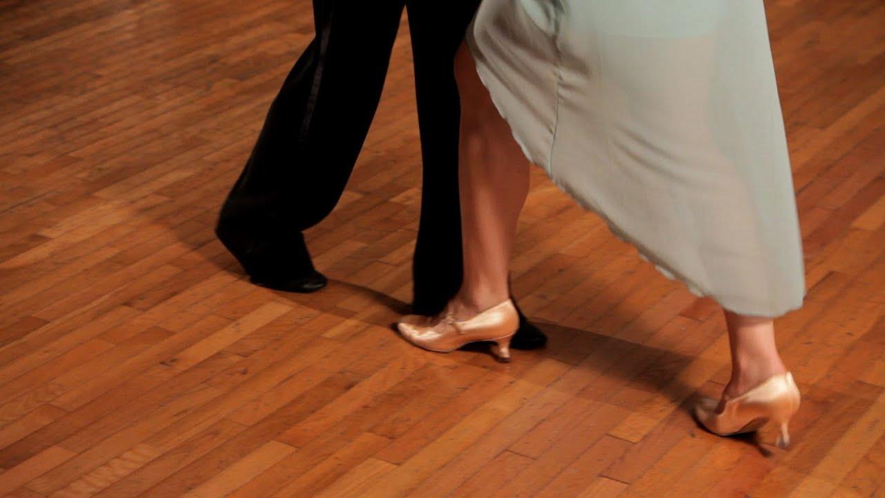 How To Do The Waltz Box Step Ballroom Dance Youtube