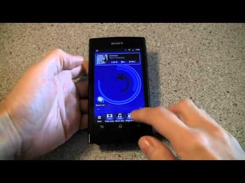 Sony Z series Walkman Player review