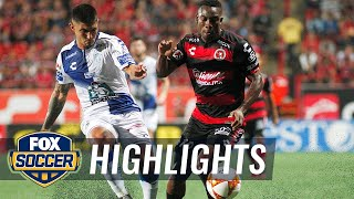 Tijuana vs. Pachuca | 2018-19 Liga MX Highlights