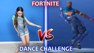 Fortnite Dance Challenge In Real Life The Sassy Kids
