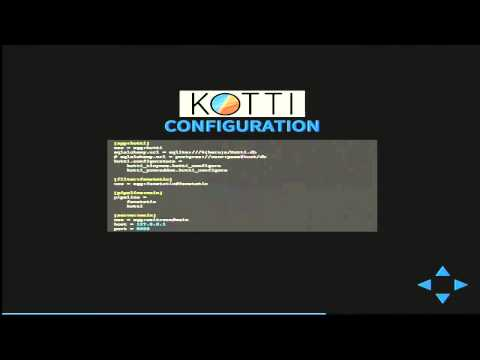Image from Standing on the Shoulders of Giants: The Kotti Web Application Framework