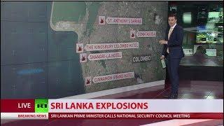Sri Lanka blasts: Seven suspects arrested, culprits identified