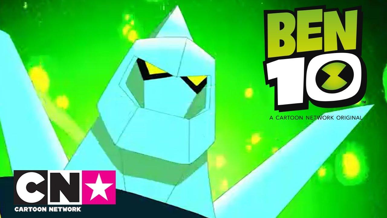 Ben 10 Diamante Cartoon Network Youtube