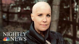NBC's Kristen Dahlgren Shares Her Battle With Breast Cancer   NBC Nightly News