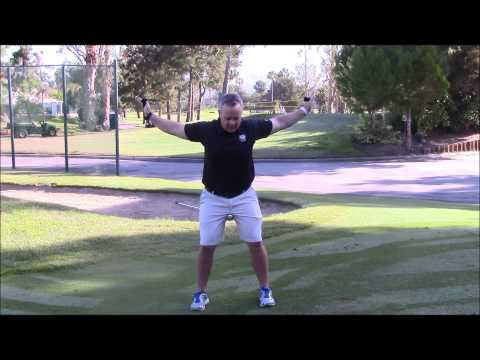 Golf Fitness Workout: Power Swing Plus from Golf Gym