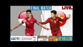 Highlights Final Vietnam Vs Indonesia 3 - 0 SEA GAMES 2019