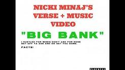 Big Bank - Nicki Minaj verse Music Video EXTREME BASS BOOSTED