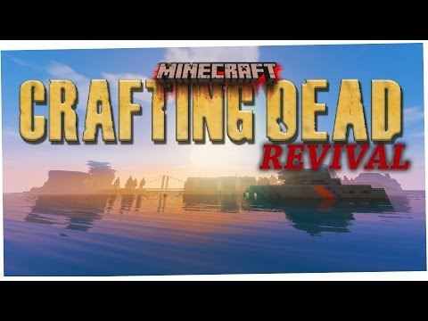Crafting dead roleplay revival minecraft roleplay ep 1 for Minecraft crafting dead servers
