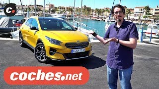 KIA XCEED 2020 | Primera prueba / Test / Review en español | coches.net