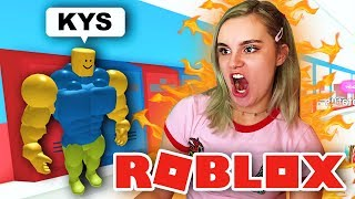 GETTING BULLIED BY 9 YEAR OLDS ON ROBLOX
