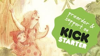"""Nuestro Bosque"" YA EN KICKSTARTER. ""Our forest"" ON KICKSTARTER"