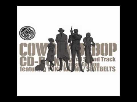 Cowboy Bebop OST Limited Edition Disc 4 - 10 Ask DNA