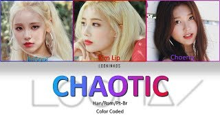 Odd Eye Circle - Chaotic - Color Coded Lyrics [Han/Rom/Pt-Br]