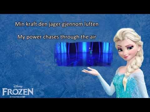 Frost - «La den gå»