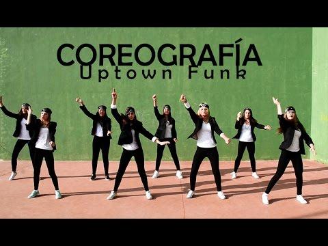 Coreografía / Choreography (Mark Ronson -...