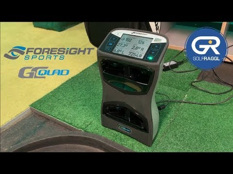FORESIGHT SPORTS GC QUAD LAUNCH MONITOR