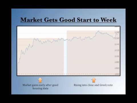Oxen Group Nightly - June 28, 2011 - Stock Market Recap