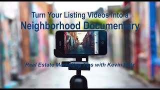 Ways to Make Your Listing Videos Stand Apart