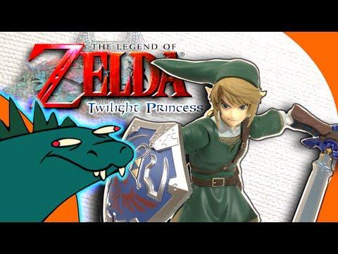 The Legend of Zelda Twilight Princess Link Figma DX Ver. Review