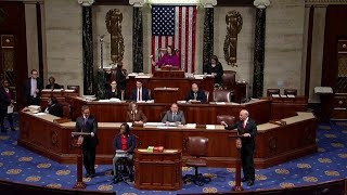 WATCH LIVE: House votes on restricting Trump's ability to strike Iran