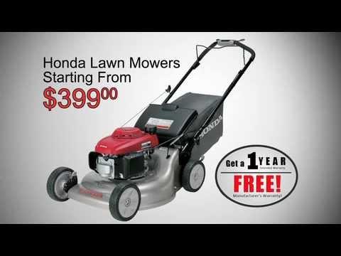 Honda Mower HRR216K8VKA Commercial At Concord Garden Equipment