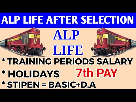 How is life as an Assistant Loco Pilot After Selection