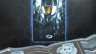 Halo 4 Limited Edition Unboxing