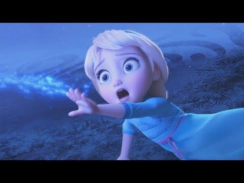 《겨울왕국》- 엘사 최고의 순간들