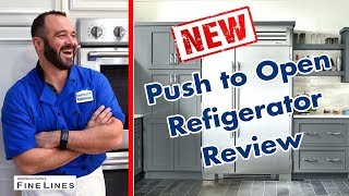 NEW Thermador Push to Open Column Refrigerator Review
