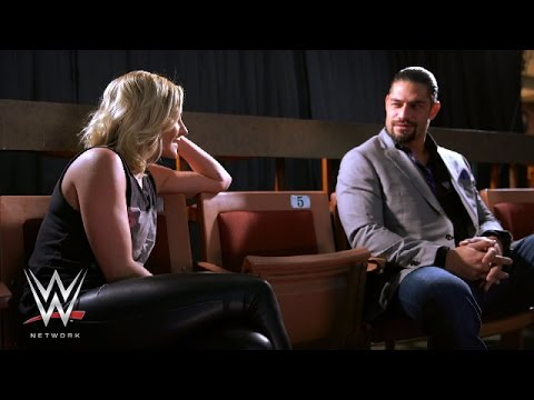 Roman Reigns Reveals The Secret To A Happy Marriage On WWE Network