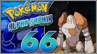 Die Siegelkammer und Regirock fangen! - Pokémon Alpha Saphir #66