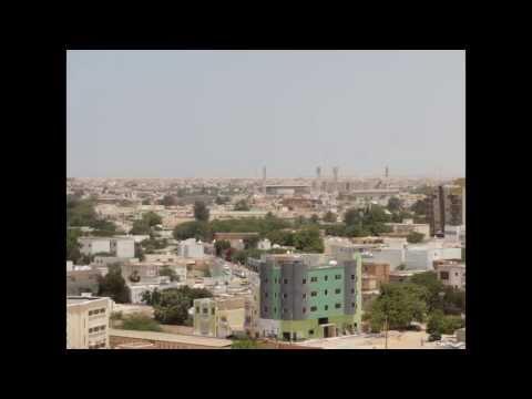 2013 Mauritanie  Nouakchott, Vue Du Ciel