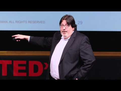 Harvesting intangible assets: Andrew Sherman at TEDxUniversi