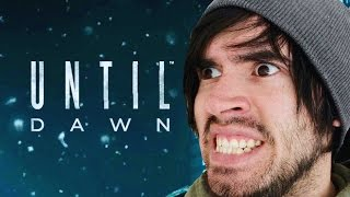QUE COMIENCE LA HISTORIA!! | Until Dawn (1) - JuegaGerman