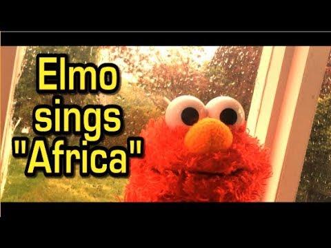 Elmo sings Toto Africa