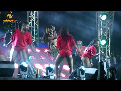 TIWA SAVAGE'S FULL PERFORMANCE AT ACCESS BANK BORN IN AFRICA FESTIVAL