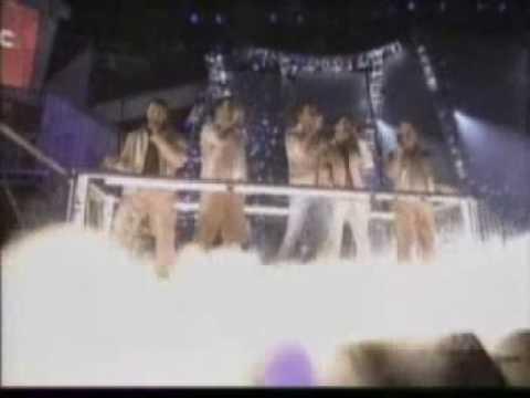 ´N SYNC-GONE(LIVE PERFORMANCE @ FOX 2004)