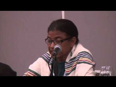 2012 FSC Assembly: Augusta Henriques - Energy, Resilience & the Future of Food Plenary