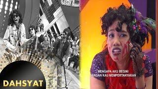 Total, Para Host Parodikan Lagu Naif 'Posesif' [Dahsyat] [6 Des 2016]