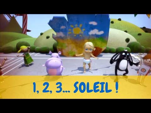 Bébé Lilly - 1,2,3... Soleil !